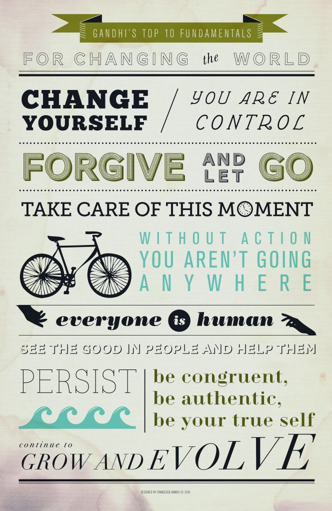top 10 fundamentals for changing the world